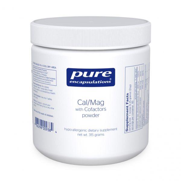 Cal/Mag w/ Cofactors powder 315 g