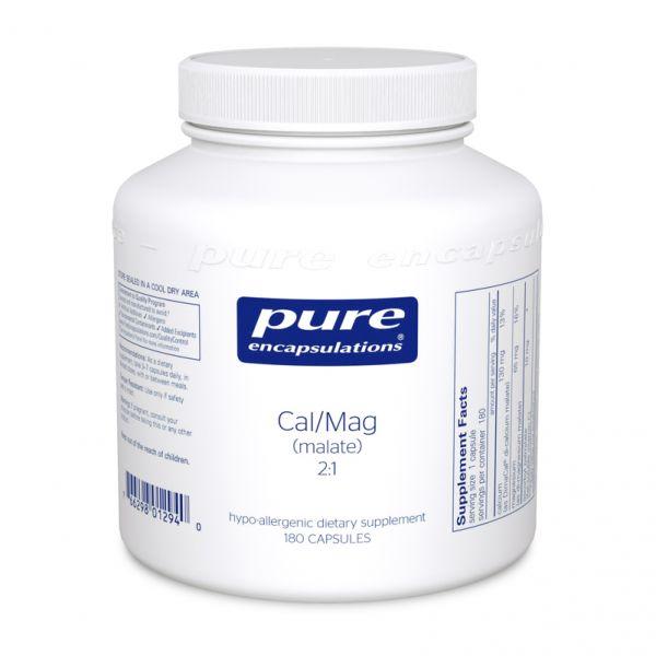 Calcium Magnesium (malate) 2:1 180s