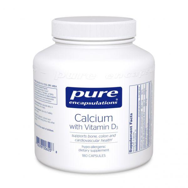 Calcium with Vitamin D3 180s