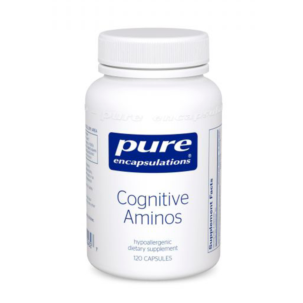 Cognitive Aminos 120's - IMPROVED