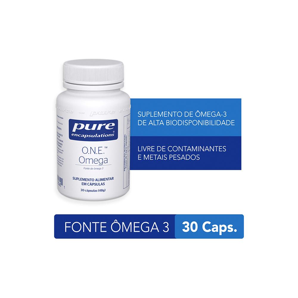 ONE Omega – 30 cápsulas
