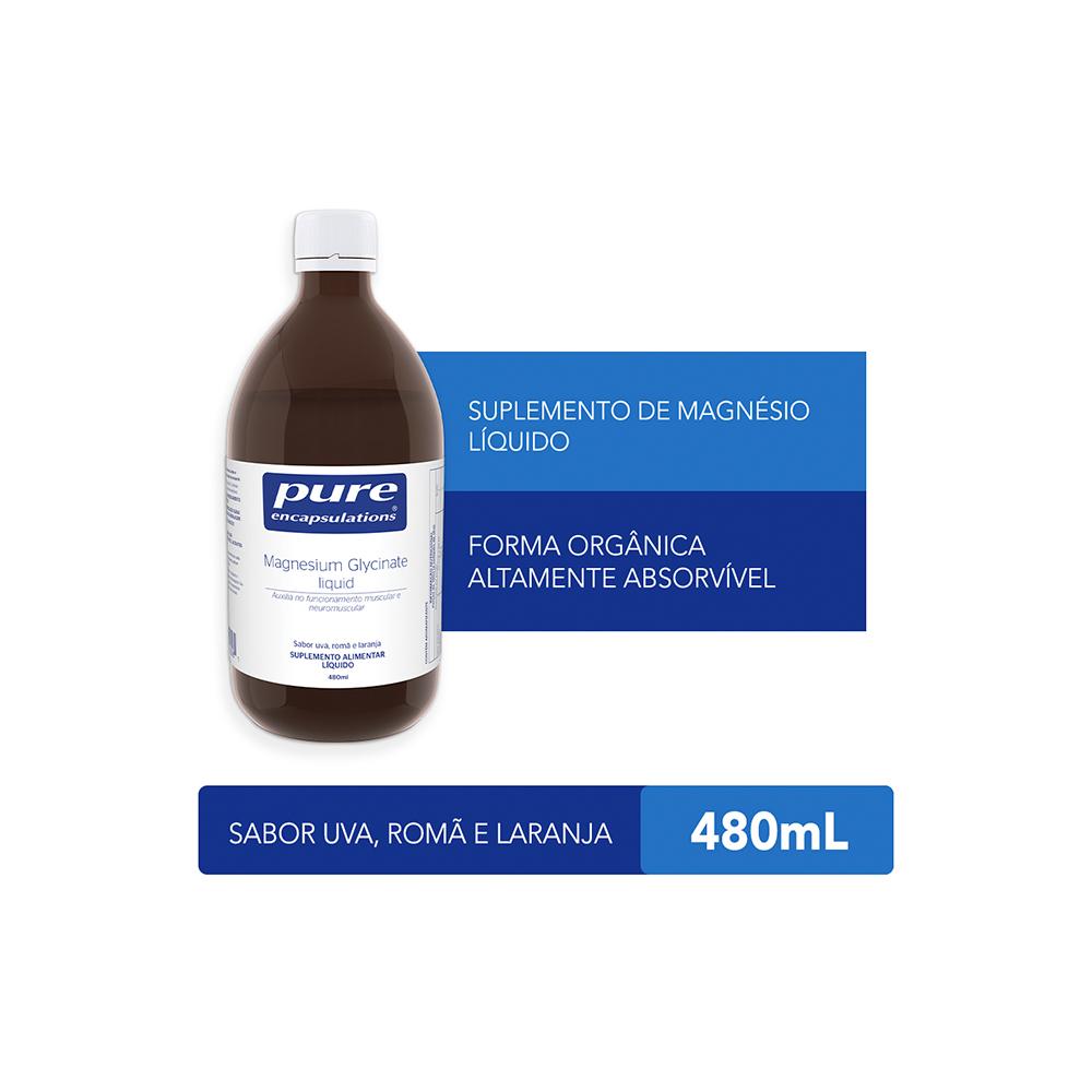 Magnesium Glycinate liquid