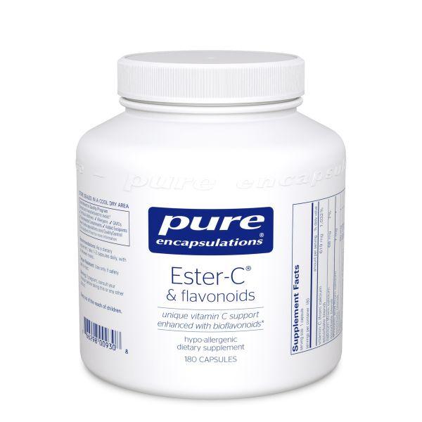 Ester-C® & flavonoids