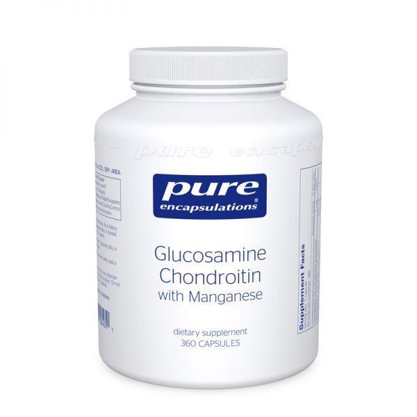 Glucosamine Chondroitin with Manganese