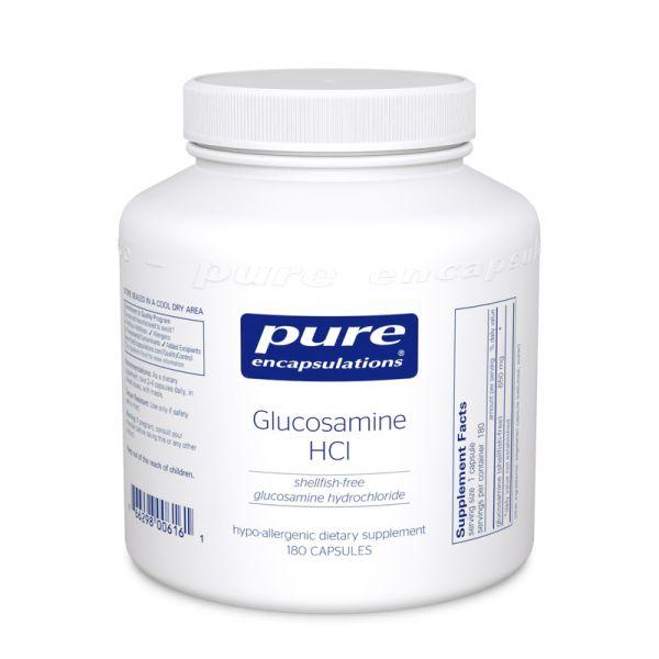 Glucosamine HCl (shellfish-free) 180's