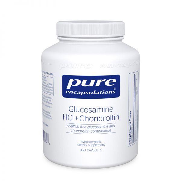 Glucosamine HCl Chondroitin 120's