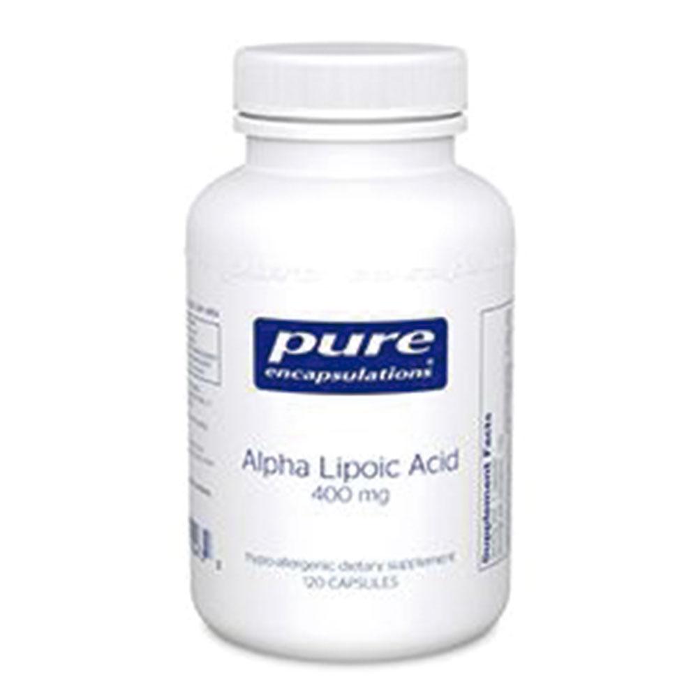 Alpha Lipoic Acid 400 mg