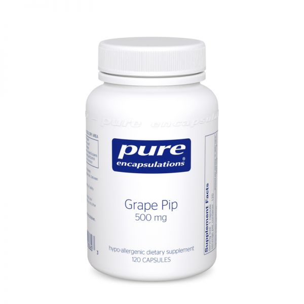 Grape Pip 500 Mg. 120's