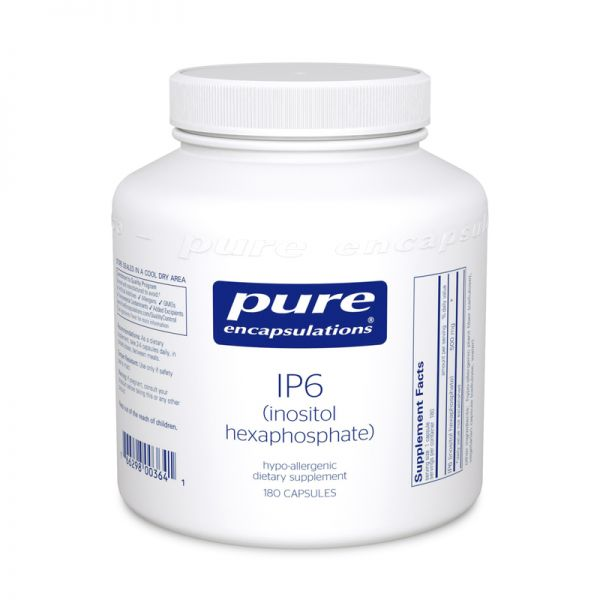 IP6 (inositol hexaphosphate) 180's