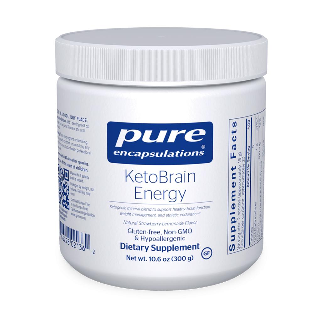 KetoBrain Energy 300 g