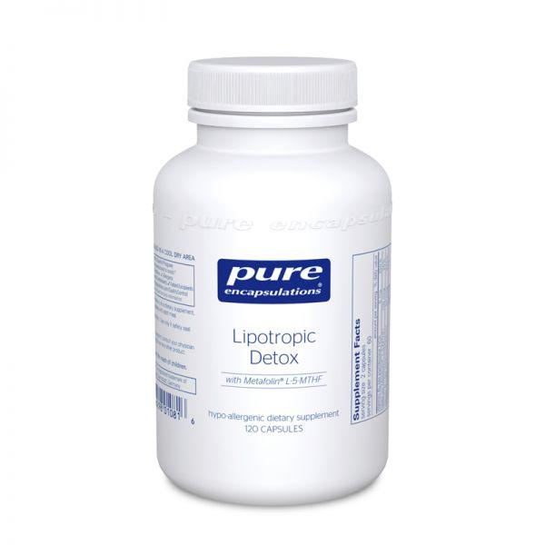 Lipotropic Detox 120's