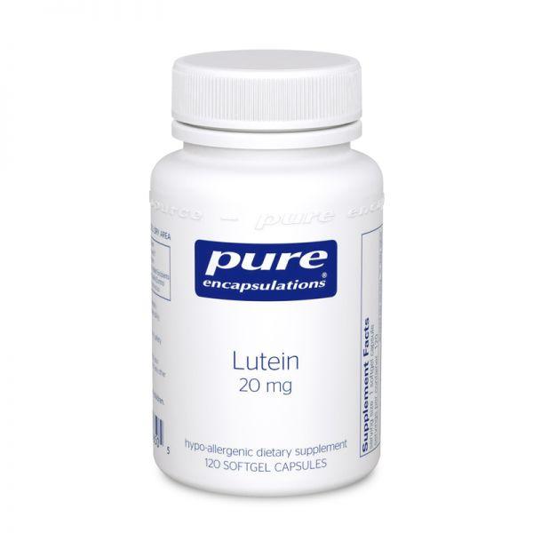 Lutein 20 mg.