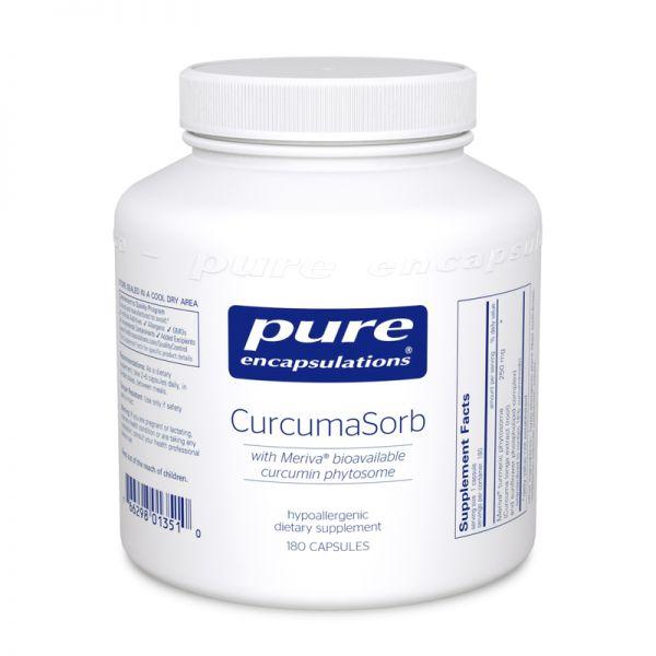 CurcumaSorb 180's