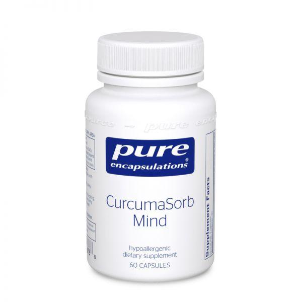 CurcumaSorb Mind 60's