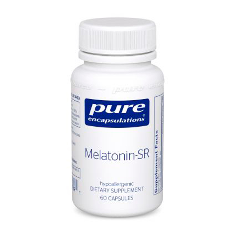 Melatonin-SR 60's