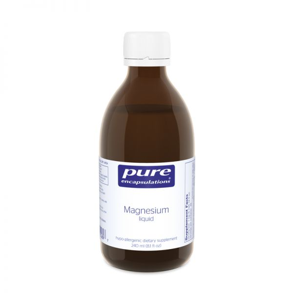 Magnesium liquid 240 ml
