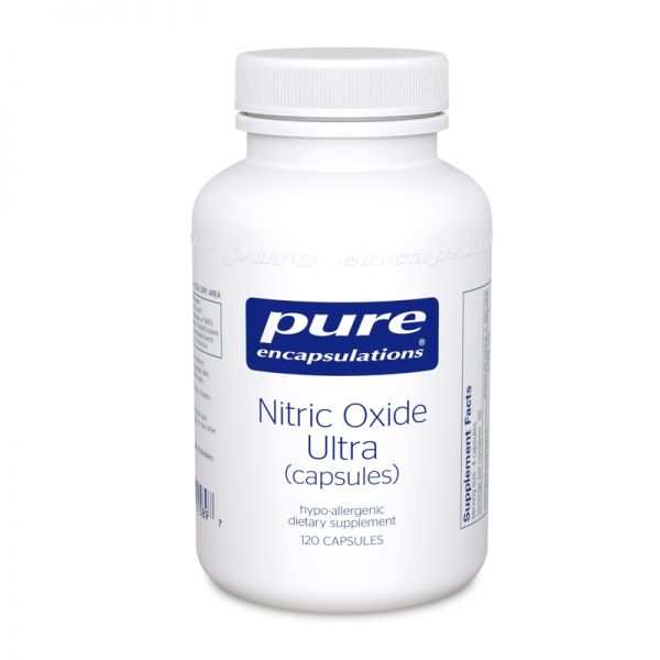 Nitric Oxide Ultra (capsules) 120's