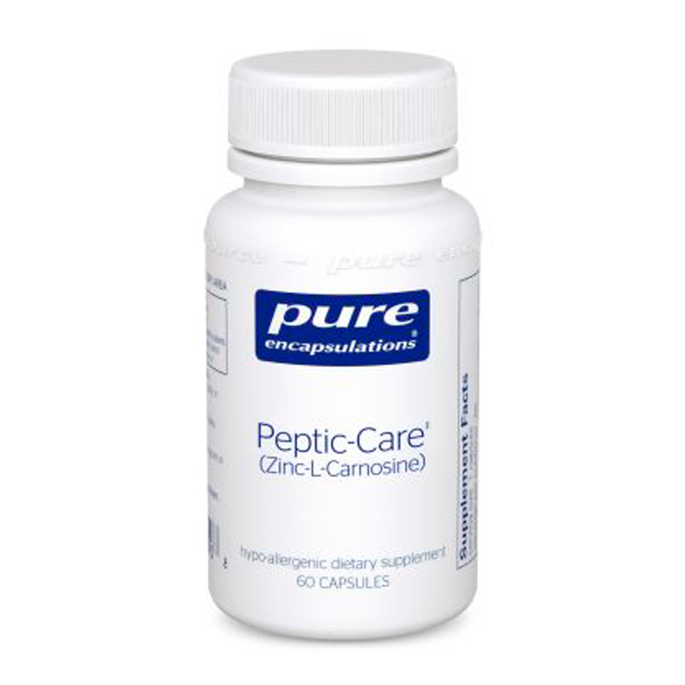 Peptic-Care ZC (Zinc-L-Carnosine) 60's