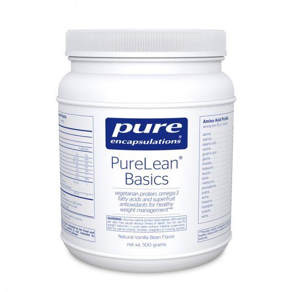 PureLean® Protein Blend Basics Vanilla Bean Flavor