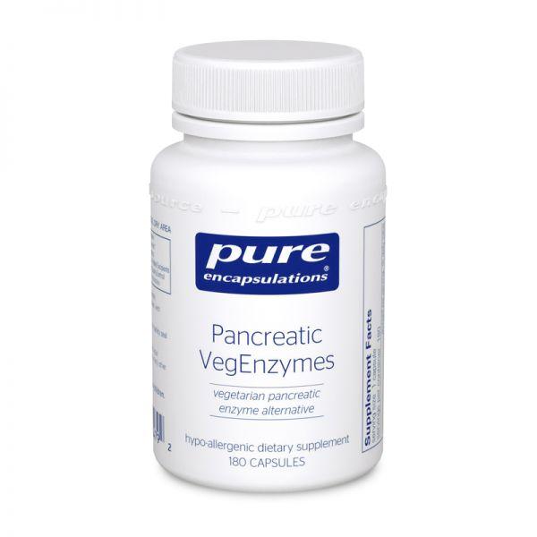 Pancreatic VegEnzymes 180's