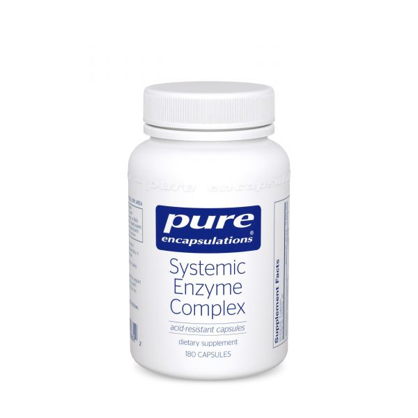 Systemic Enzyme Complex 180's