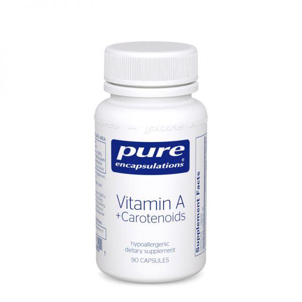 Vitamin A + Carotenoids 90's