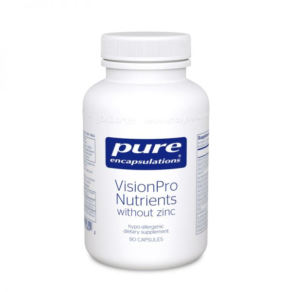 VisionPro Nutrients (without zinc) 90's
