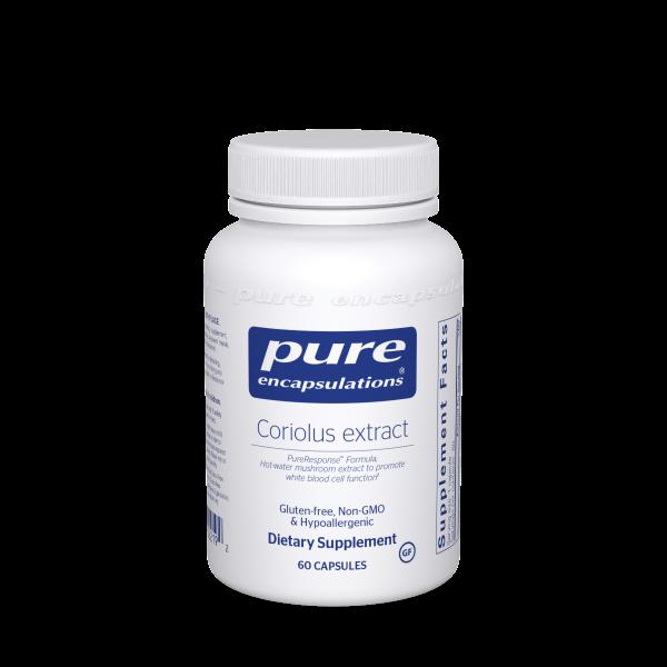 Coriolus extract 60's