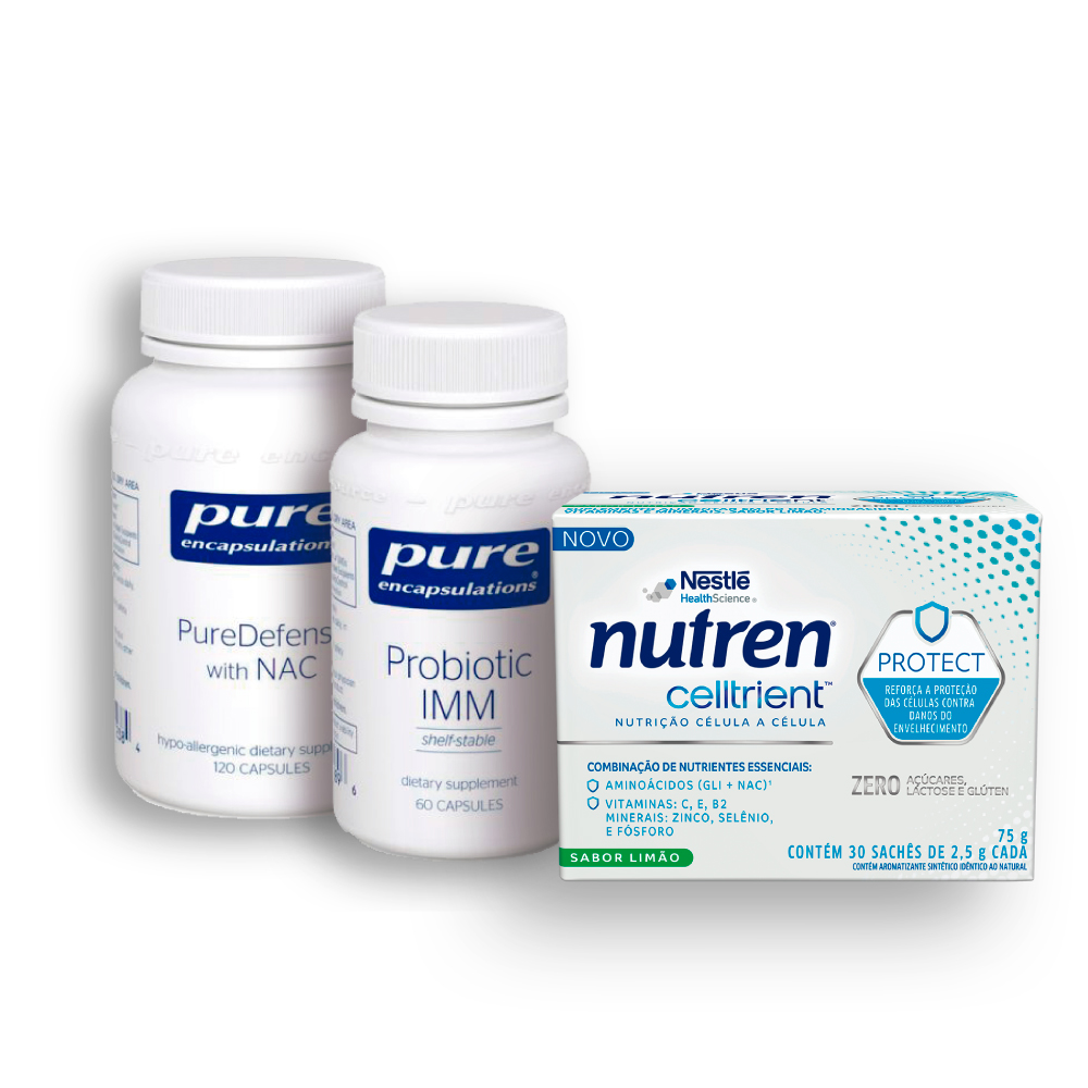 New Pure Immune Super Booster Kit